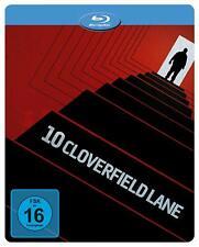 10 Cloverfield Lane - Steelbook [Blu-ray] [Limited Edition]  NEU OVP