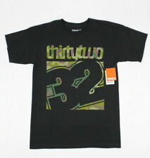 THIRTYTWO Men's S/S T-Shirt COMBO - Black - Small - NWT