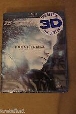 Prometeusz 3D - Blu-ray POLISH RELEASE