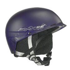 Scott Trouble monstertown Ski Helmet (Royal Purple Matte, Small)