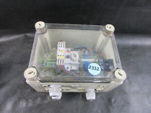 Leergehäuse mit Inhalt Schaltschrank Steuerschrank + Minitimer B=250mm (Z332)