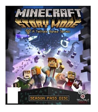 Minecraft: Story Mode - A Telltale Game Series PS4 Inc Fast Free Postage