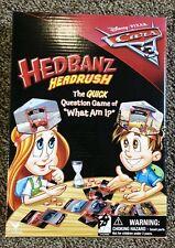 New Disney Cars 3 - Hedbanz Headrush Game - Lightning McQueen