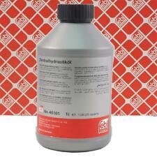 Febi Hydrauliköl Zentralhydrauliköl Servoöl 1L Grün für Audi BMW Mini VW 46161