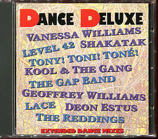 DANCE DELUXE - EXTENDED DANCE MIXES - CD COMPILATION [744]