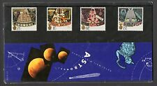 QEII 1990 Presentation Pack ASTRONOMIA STAMPS