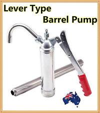 High Quality Drum Pump Lever Type Barrel Pump 55 Gallon Drums Fuel Diesel etc