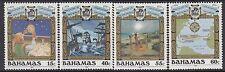 SHIPS: BAHAMAS 1991 Columbus set(4th issue) +MS SG908-11+MS912 n.h.mint