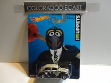 Hot Wheels The Muppets Tan Fat Fendered ''40  w/Real Riders