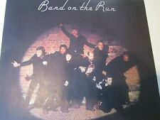 """Vintage Paul McCartney """"Band on the Run"""" Album Cover Slick or Poster 12"""" x 12"""""""