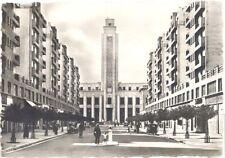 CPSM GF 69 - 137. LYON - Les Gratte-Ciel de Villeurbanne, Avenue de l'Hôtel de V