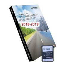 Renault Carminat TomTom Version 10.05 Navigation Europa 2018 2019
