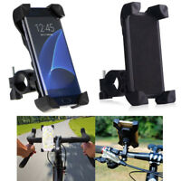 Motorcycle MTB Bike Bicycle Handlebar Mount Holder For iPhone Samung GPS Mobile