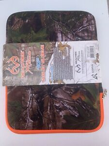"""Realtree Xtra Colors 10"""" Tablet iPad Sleeve Cover - Camouflage"""
