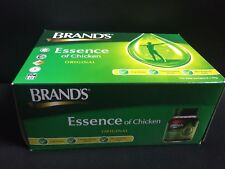 6 Bottles Brands Essence Of Chicken 70G Gives you Extra Energy Alertness HALAL