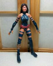 "MARVEL LEGENDS PSYLOCKE  TOY BIZ 2006 6"" action figure only!!"