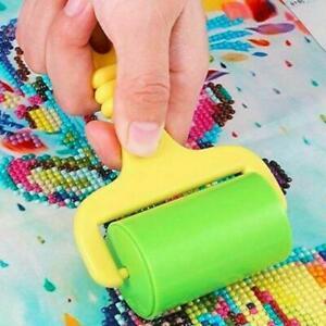 5D Plastic Diamond Painting Rollers CrossStitch Accessories Clay Tool DIY Neu