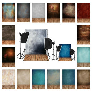 Tie-Dye Photography Background Cloth Retro Painted Photo Studio Props Backdrop
