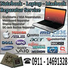 Macbook Pro A1229 / A1226 Logicboard Geforce 8600M Defekt? Grafikkarte Reparatur
