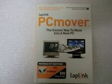 Laplink PCmover includes USB LapLink Cable and FILEMOVER software -New/Sealed