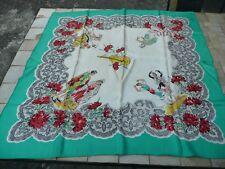 foulard vintage ESPAGNE