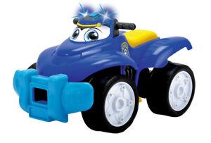 203814003 Dickie Toys Happy Beach Rescue Rettungswagen Licht & Sound 29 cm blau