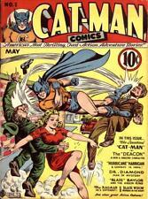 Catman Comics #1 Photocopy Comic Book