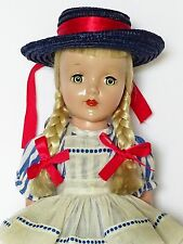 "Just Gorgeous! Original Vintage 1950 ""Early Face Sweet Sue"" Hard Plastic Doll"