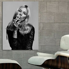 Poster Wall Mural Kate Moss Erotic Model 40x54 inch (100x135 cm) on 8mil Paper