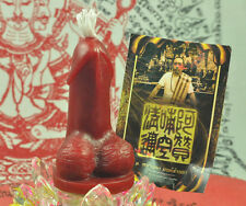 Magic Big Red Penis Candle candle magic calling lover sex attraction Thai Amulet