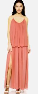 Elizabeth and James Mael Silk Dress Tigerlily XS NWT $475