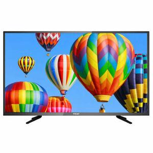 "TEAC A1 Series 40"" 12V FHD TV DVD Media Player Combo Black"