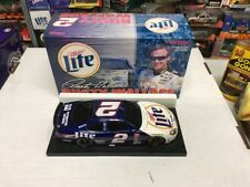 Action #2 Rusty Wallace 2000 Miller Lite Ford Taurus 1:24 Scale Bank