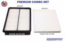 COMBO PREMIUM Air Filter & Cabin Air filter For 2011- 2015 HYUNDAI Sonata HYBRID