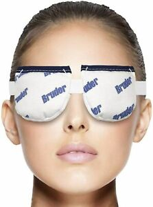 Bruder Moist Heat Eye Compress Microwave Activated Relieves Dry Eye NEW