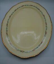 VINTAGE EARLY MID-CENTURY RIDGWAY MEAT/SERVING PLATTER PATTERN 302