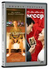 Lost In Translation / Scoop [Dvd] New!