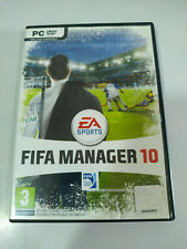 Fifa Manager 10 EA SPORTS - Set para PC Dvd-rom Edition Spain - 3T