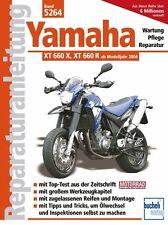 Yamaha XT 660 X R ab 2004 Reparaturanleitung Reparaturbuch Reparatur-Handbuch