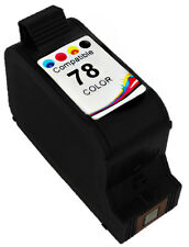 1PK Ink Cartridge For HP 78 HP78 C6578D Color Deskjet 1220cps cse cxi 3820 6122