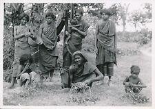 INDES FRANÇAISES c. 1935 - Femmes de Classe Ouvrière Enfants  - P 1445