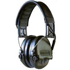 MSA Safety Sordin Supreme vert kaki - Casque anti bruit chasse et tir