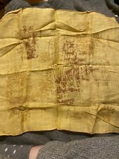 Vintage Furniture Patterned Handkerchief