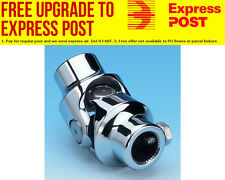 Borgeson Borgeson Polished Stainless Steel Universal Joint for Holden Torana 3/4