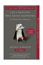Let's Pretend This Never Happened: A Mostly True Memoir Free Shipping