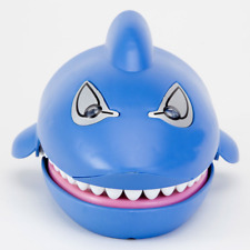 Bits and Pieces-Snappy Shark Game - Dentist Game - Classic Biting Hand Game