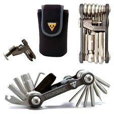 Topeak Mini 18+ Aluminum Folding Portable Bike Bicycle Multi Tool Chain Wrench