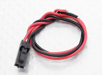 2 PIN MALE MOLEX CONNECTOR 20CM 20AWG WIRE FATSHARK FPV VTX POWER LEAD IMMERSION