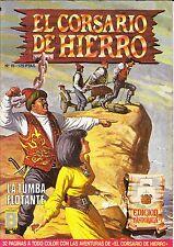 EL CORSARIO DE HIERRO (ed. histórica) nº: 15 (de 58 d colección completa. ed. B)