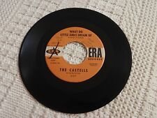CASTELLS WHAT TO LITTLE GIRLS DREAM OF/SOME ENCHANTED EVENING ERA 3107 PROMO